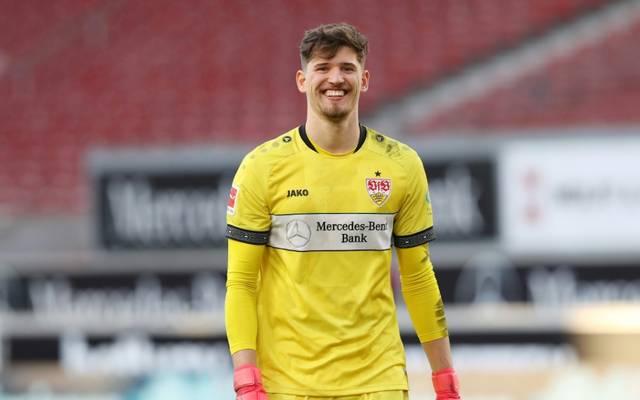 Gregor Kobel steht wohl auf der Wunschliste vom BVB