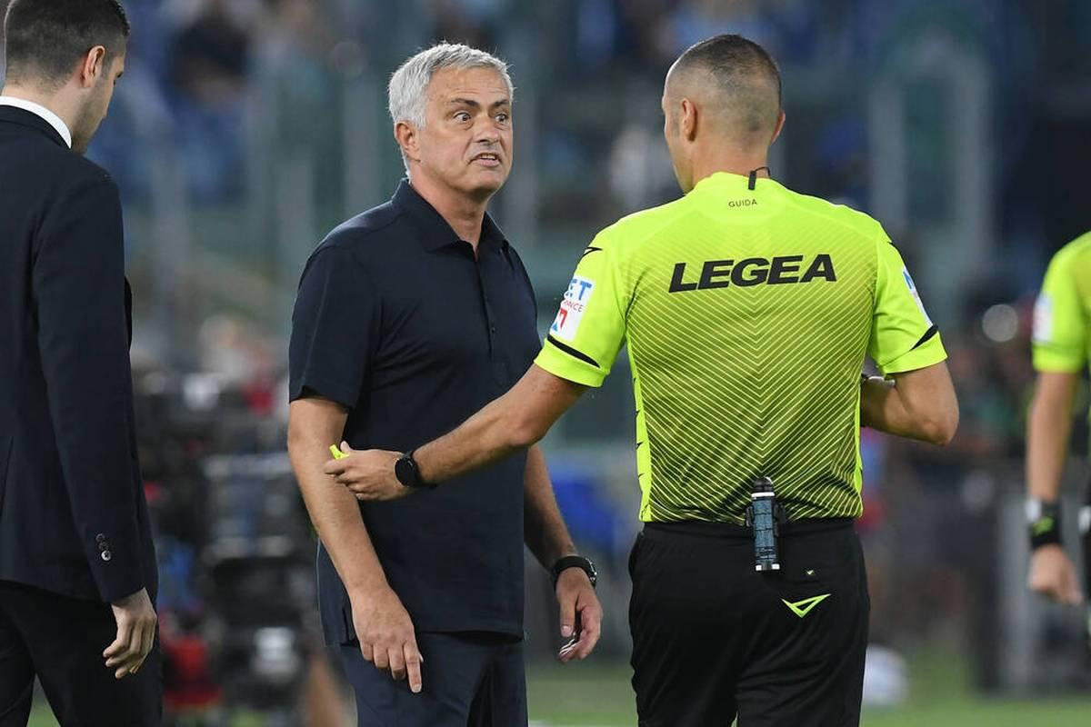 Der Trainer der AS Rom ist nach der Derbypleite gegen Lazio auf 180 - und lässt die obligatorische Pressekonferenz platzen.