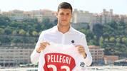 Pietro Pellegri, AS Monaco