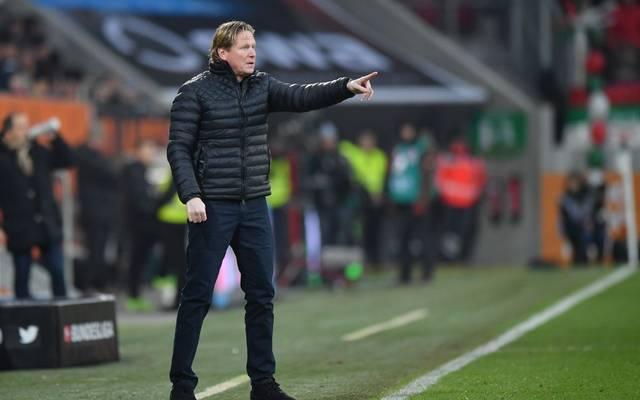 Kölns Trainer Markus Gisdol bringt in Berlin vier frische Kräfte in seine Startelf