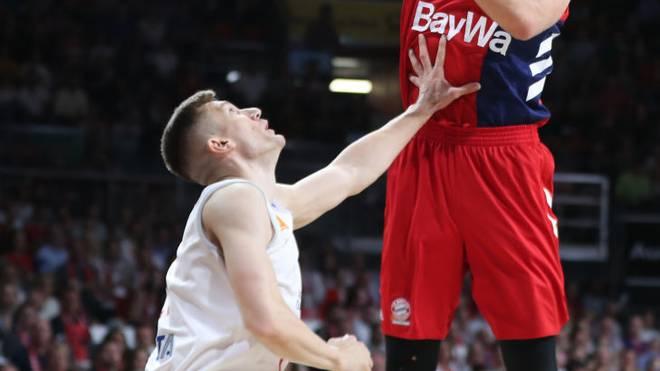 TJ Bray wechselte von Rasta Vechta zu den Bayern-Basketballern