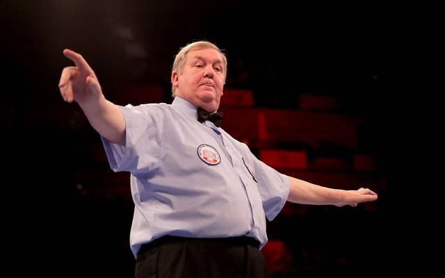 Terry O'Connor hat bereits über 1500 Kämpfe als Judge oder Ringrichter begleitet
