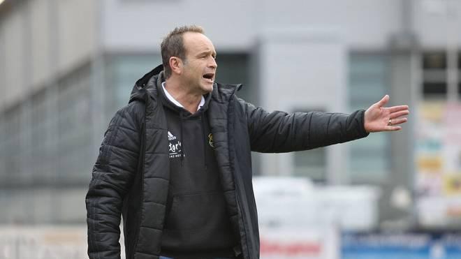 Dirk Lottner trainierte zuletzt in Saarbrücken