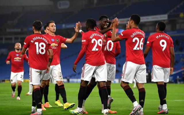 Manchester United ist seit dem Restart in der Premier League gut drauf