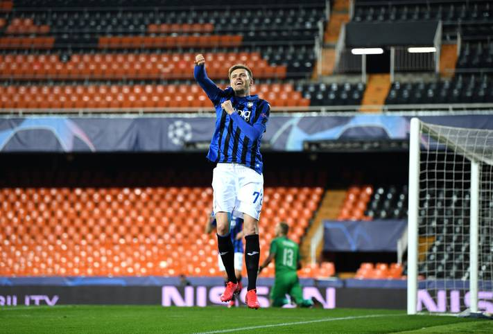 Josip Ilicic hat sich am Dienstagabend in die Geschichtsbücher der Champions League eingetragen. Beim 4:3-Erfolg in Valencia traf der Angreifer von Atalanta Bergamo vier Mal