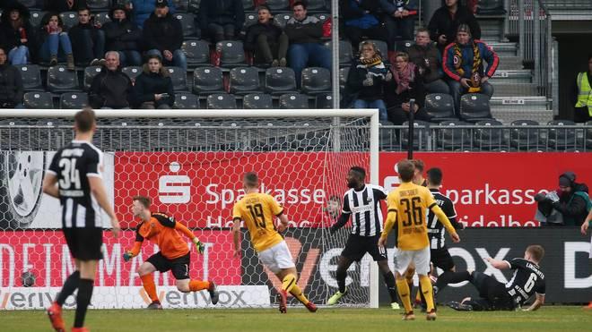 Erzielte den goldenen Treffer - Denis Linsmayer