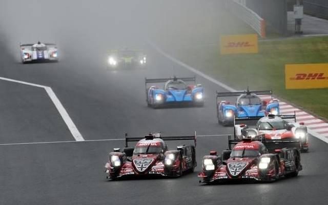 Die private LMP1-Kategorie bot in Fuji über weite Strecken ein spannendes Rennen