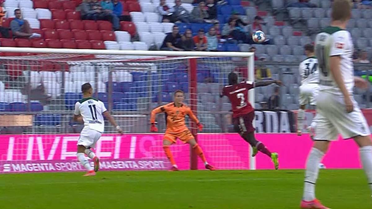Der FC Bayern München bleibt auch im dritten Testspiel unter Julian Nagelsmann sieglos. Die Münchner unterliegen Gladbach in der Allianz Arena mit 0:2.