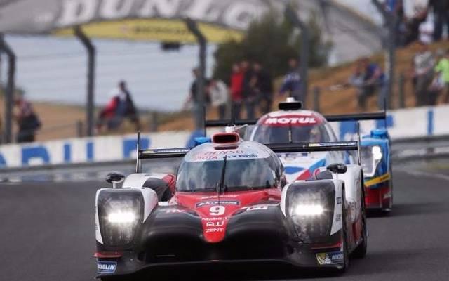 Toyota startet erstmals mit drei Autos bei den 24 Stunden von Le Mans