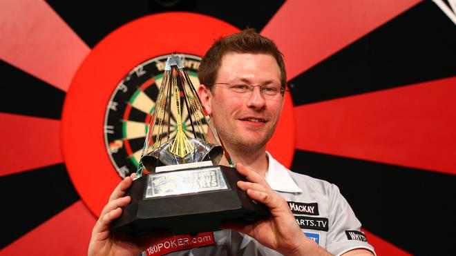 James Wade konnte 2009 die Premier League Darts gewinnen