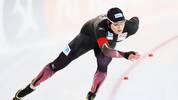 Mit 44 Jahren holte Eisläuferin Claudia Pechstein eine Silbermedaille bei der WM in Südkorea