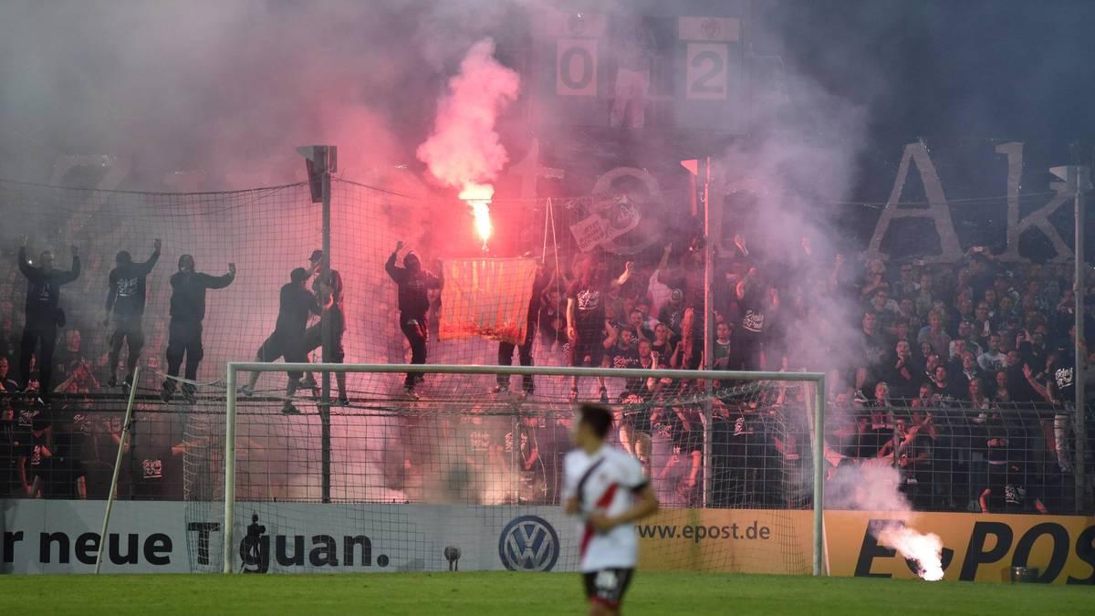 VfB Lübeck - FC St. Pauli
