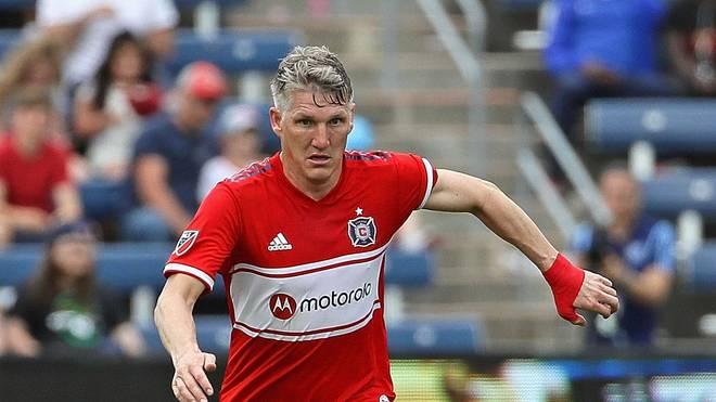 Bastian Schweinsteiger hat in der MLS mit den Chicago Fire erneut verloren
