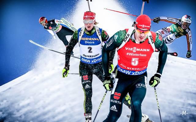 Die Wintersport-Highlights gibt es auf SPORT1