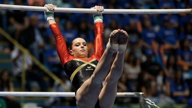 Gymnastics World Challenge Cup Brazil 2015 - Day 1