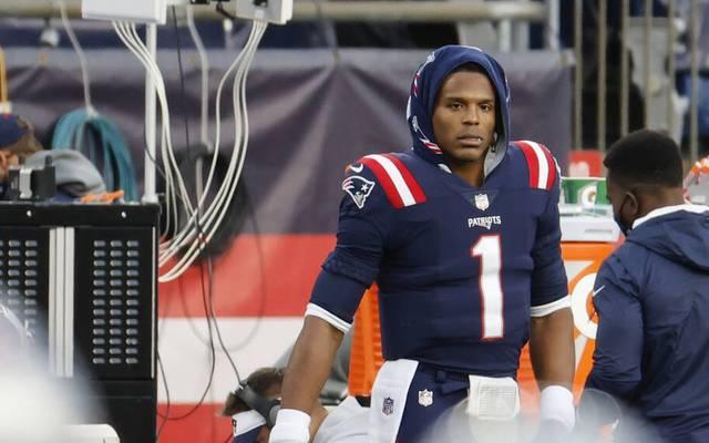 Cam Newton verpasst mit den Patriots die Playoffs