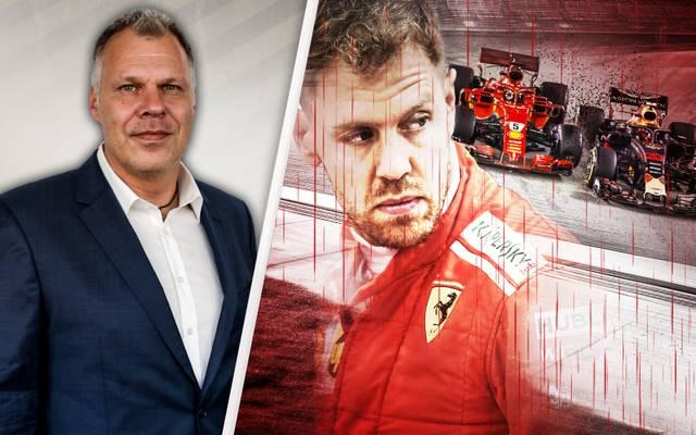SPORT1-Redakteur Holger Luhmann kommentiert die Strategie von Sebastian Vettel und Ferrari