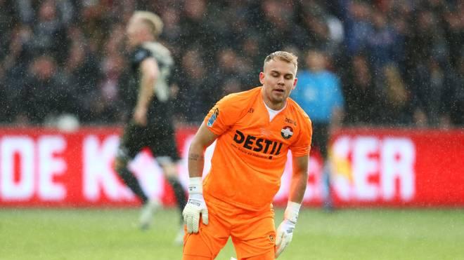 Timon Wellenreuther spielt in den Niederlanden bei Willem II