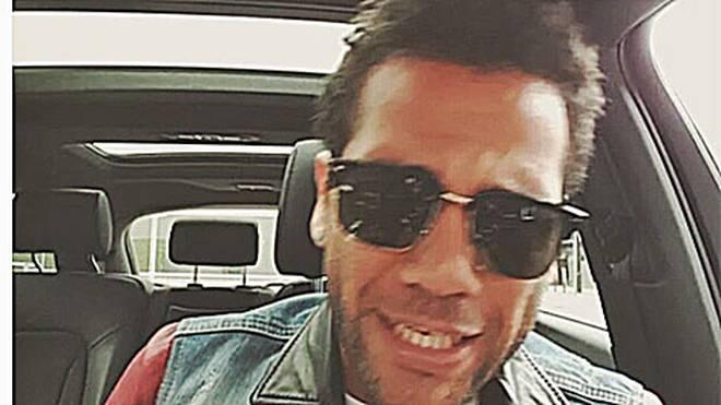 Barcelonas Dani Alves sorgt im Auto für gute Stimmung