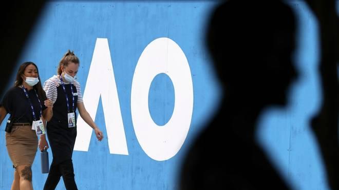 Australian Open sollen wie geplant Montag beginnen