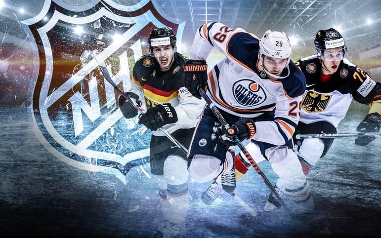 Nach dem Spiel zwischen den Edmonton Oilers und den Kölner Haien (4:3 n.V.) im Rahmen der 2018 NHL Global Series Challenge ist die NHL auch in die reguläre Saison gestartet. SPORT1 stellt die Cracks um Leon Draisaitl und Dominik Kahun vor, die die deutsche Fahne in der besten Eishockeyliga der Welt hoch halten