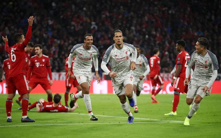 Die erste K.o.-Runde der Champions League hielt einige Überraschungen bereit, nun steht das Viertelfinale an. Am Dienstagabend sind alle drei Bezwinger der deutschen Klubs im Einsatz: Der FC Liverpool trifft auf den FC Porto ...