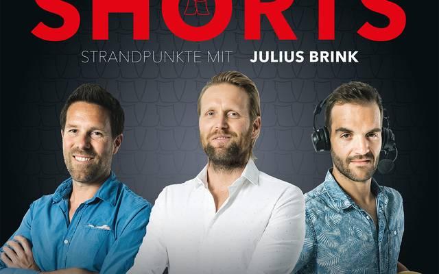 """""""Shorts - Strandpunkte mit Julius Brink"""" - ab Freitag bei SPORT! und überall, wo es Podcasts gibt!"""""""