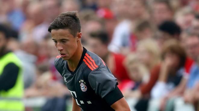Marco Friedl erhält beim FC Bayern einen Profivertrag