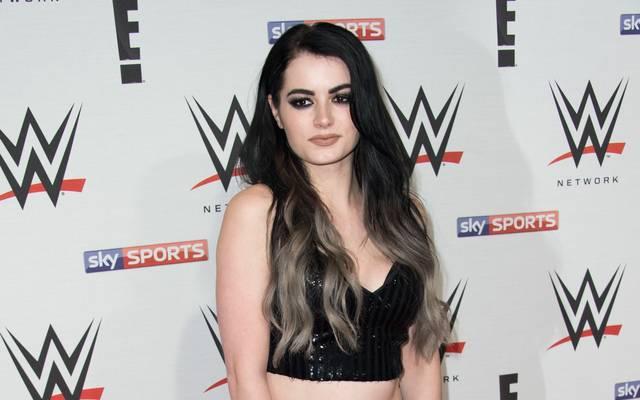 Paige hielt zweimal den Divas Title bei WWE