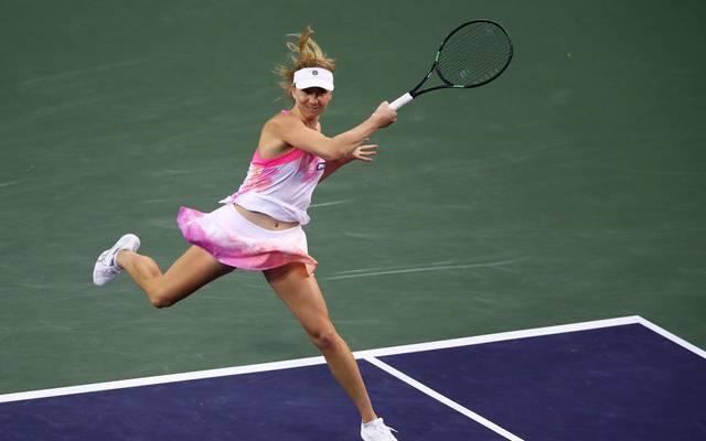 Mona Barthel wird bei den US Open nicht antreten