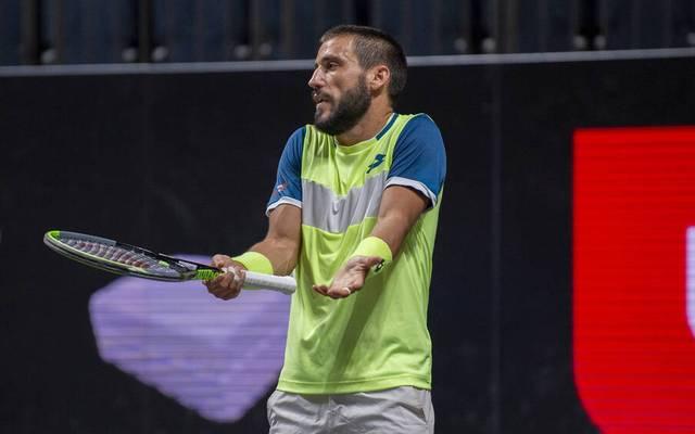 Damir Dzumhur soll bei einem Tennis-Spiel Morddrohungen an den Schiedsrichter gerichtet haben