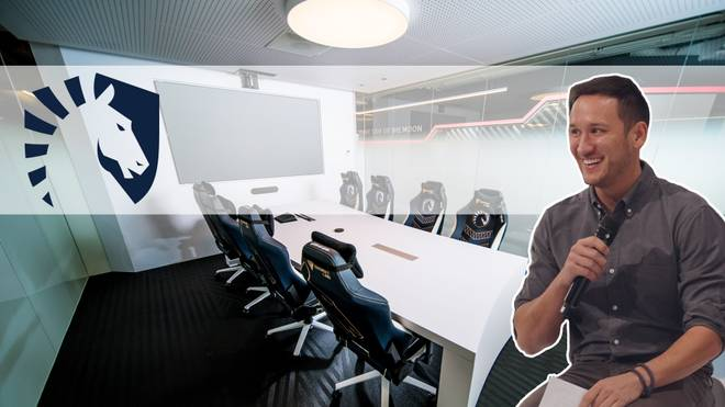 Passend zum Start des neuen Trainingszentrums sprach SPORT1 exklusiv mit Steve Arhancet, dem Co-CEO von Team Liquid