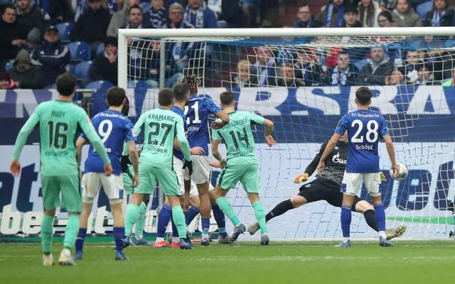 Christoph Baumgartner erzielte den Ausgleich für Hoffenheim