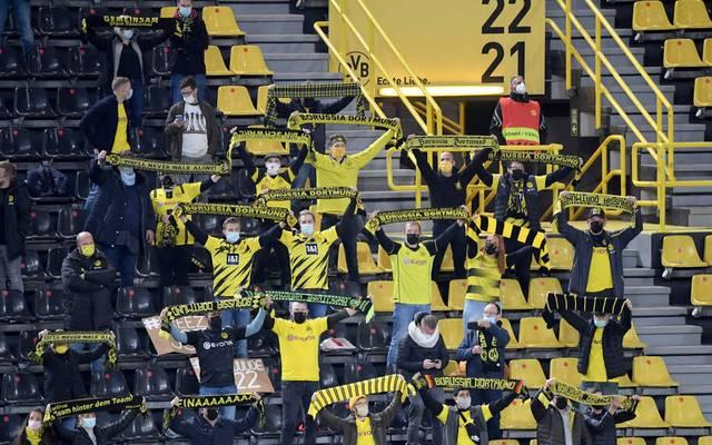 Beim Revierderby waren 300 Fans da - aber eigentlich nicht zugelassen