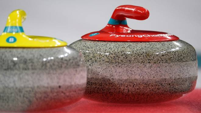 Deutsches Curling-Team muss einen Rückschlag hinnehmen