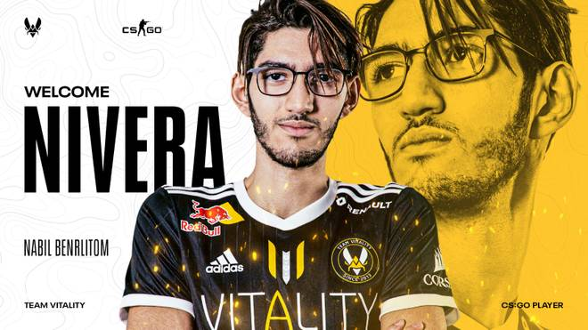 Team Vitality verpflichtet Nivera