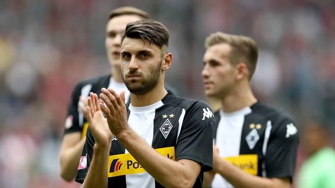 Vincenzo Grifo wechselte vom SC Freiburg zu Borussia Mönchengladbach