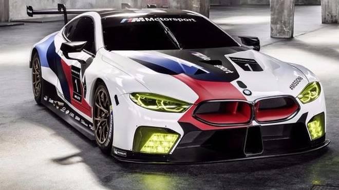 Der BMW M8 GTE geht ab 2018 auf Titeljagd in zwei Meisterschaften