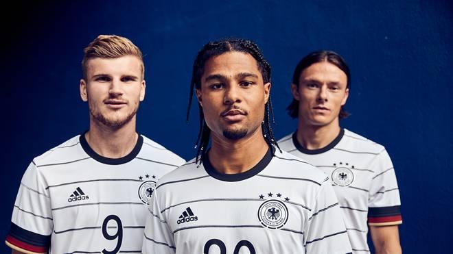Mit diesem Trikot will das deutsche Team bei der EM 2020 für Furore sorgen