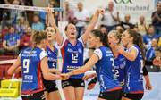 Volleyball / Bundesliga Frauen LIVE im Free-TV