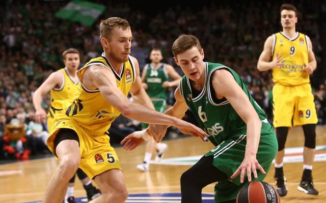 ALBA Berlin musste in der EuroLeague eine bittere Pleite hinnehmen