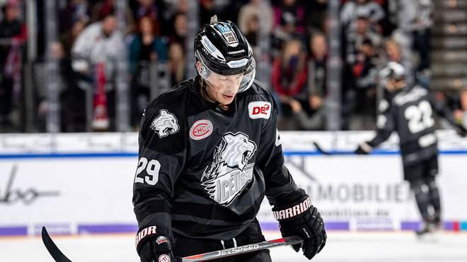 Jack Skille kehrt den Nürnberg Ice Tigers den Rücken