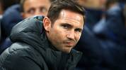 LONDON, ENGLAND - DECEMBER 10: Frank Lampard, Manager of Chelsea  during the UEFA Champions League group H match between Chelsea FC and Lille OSC at Stamford Bridge on December 10, 2019 in London, United Kingdom. (Photo by Julian Finney/Getty Images)