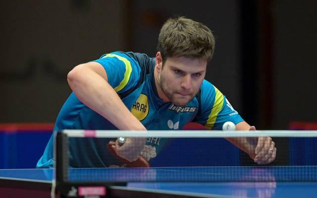 Dimitrij Ovtcharov holt beim Düsseldorf Masters seinen dritten Sieg