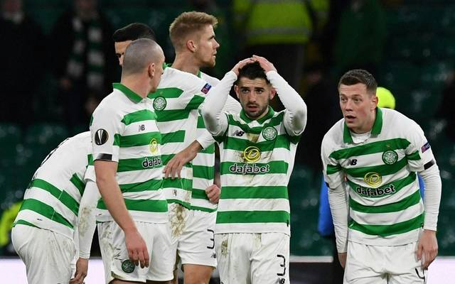 Celtic Glasgow verliert im Pokal gegen die Rangers