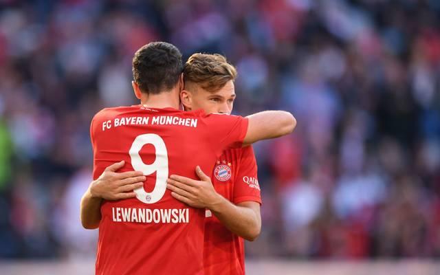 Der FC Bayern will in Paderborn den nächsten Saisonsieg feiern