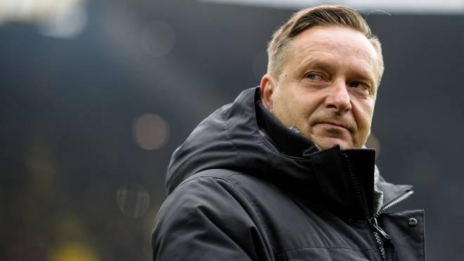 Horst Heldt steht offenbar vor einer Rückkehr in die Bundesliga