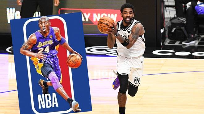Kyrie Irving wünscht sich Kobe Bryant auf dem Logo der NBA