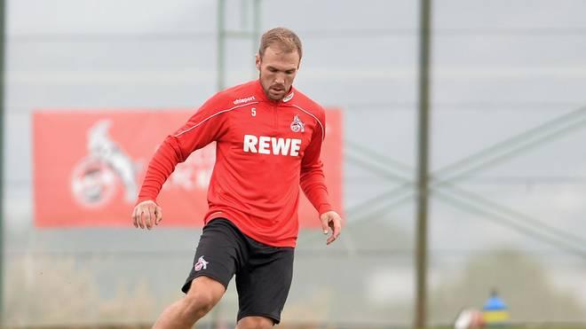 Rafael Czichos darf endlich wieder mit Ball trainieren