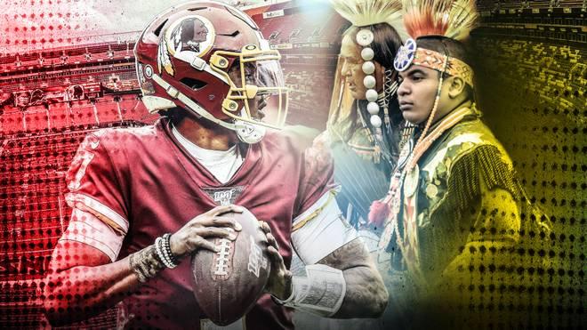 Die überwältigende Mehrheit der amerikanischen Ureinwohner befürwortet den Namen Redskins